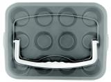 Muffinsplåt -med lock