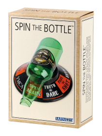 Spel -spin the bottle