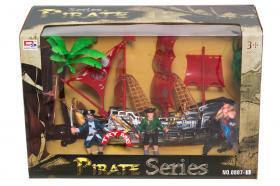 Pirater och Piratskepp