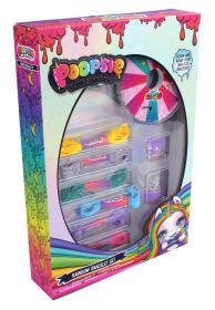 Regnbågsfärgat armbandset -POOPSIE