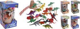 Tub med vilda djur