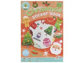 Stickersbok -Jul
