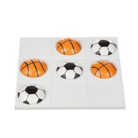 Tre i rad -Basket/Fotboll