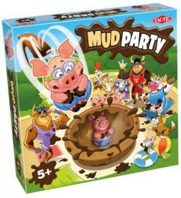 Spel -MUD PARTY