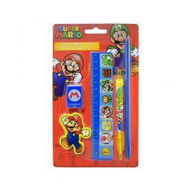 Skrivset -Super Mario