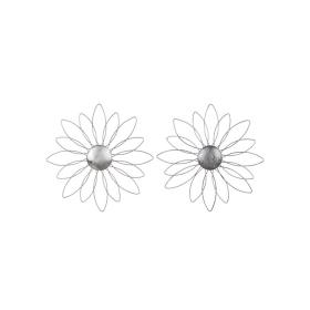 Väggprydnad -Blomma