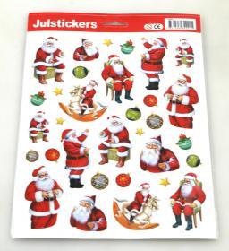 Julstickers