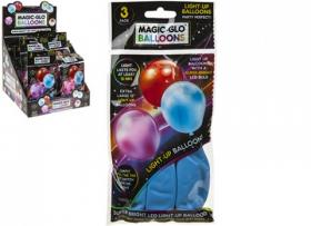 Magic-Glo ballong 3-pack