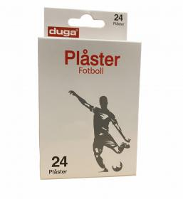 Plåster 24-pack -Fotboll