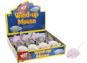 Springande mus