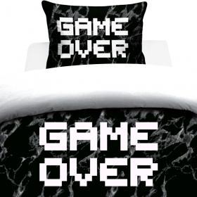 Bäddset 2-delar -GAME OVER