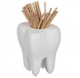 Hållare för tandpetare -Tand
