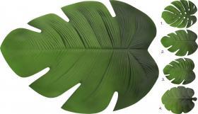Bordstablett blad