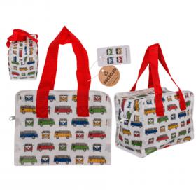 Lunchväska -Bussar