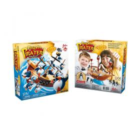 Spelet -Pingvin Pirater