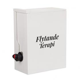 Bag in box -Flytande terapi