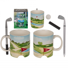 Mugg -Golf