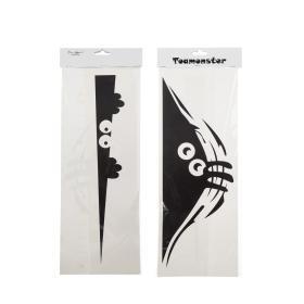 Klistermärken i 2-pack -Toamonster