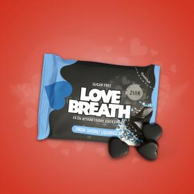 Pastiller -Love Breath Fresh Seasalt Liquorice