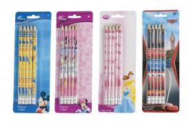 Blyertspenna 5-pack DISNEY
