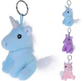 Nyckelring med Unicorn