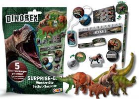 Överraskningspåse -Dino Rex