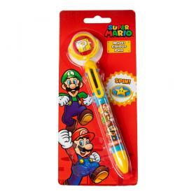 Penna med 6 färger -Super Mario
