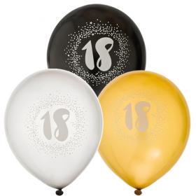 """Ballonger i 6-pack """"18"""""""