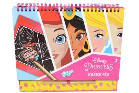 Scratchbook -Princess
