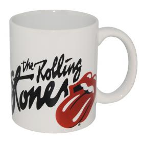 Porslinsmugg -The Rolling Stones
