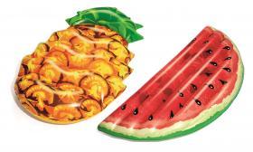 Badmadrass -Vattenmelon