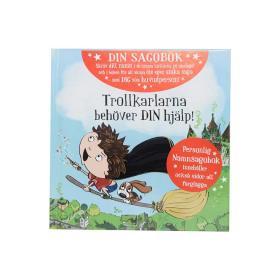 Personlig barnbok -Trollkarlarna