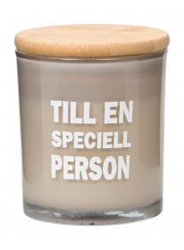 Doftljus -Till en speciell person