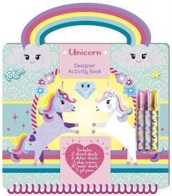 Unicorn pysselbok