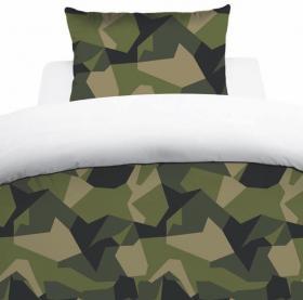 Bäddset -Kamouflage M90