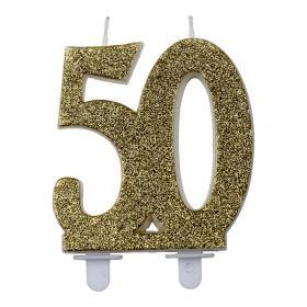 Tårtljus 50 år