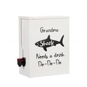 Bag in box -Grandma Shark