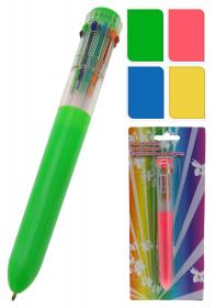 Penna med 10 färger