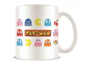 Porslinsmugg-PAC-MAN