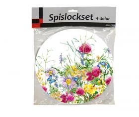 Spislock -Sommarkänsla