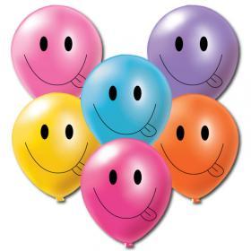 Ballonger 8-pack -Smile