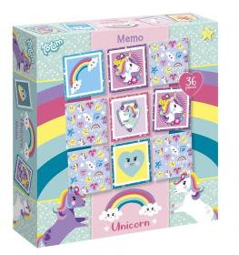 Memoryspel -Unicorn