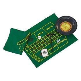Roulette set -5 st spel i 1