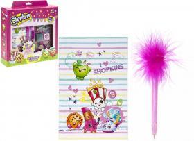 Dekorera din egen dagbok -Shopkins