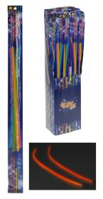 Glow in the dark sticks 55cm
