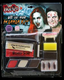 Make up kit -Skräck