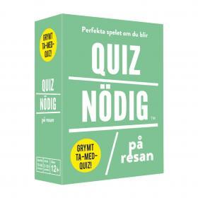 Spel -QuizNödig på resan