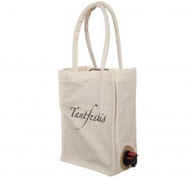 Bag in box väska -Tantfestis