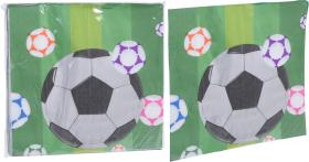 Servetter -Fotboll