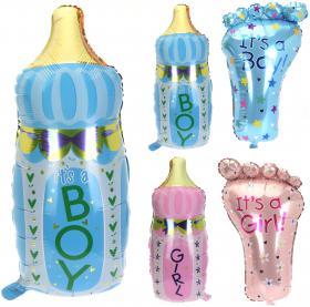Folieballong -Baby